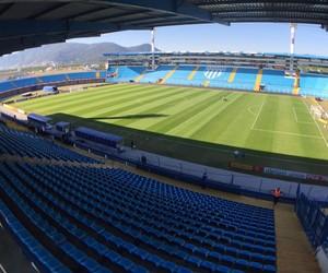 Estádio da Ressacada - Avaí x Vasco (Foto: Sofia Miranda)