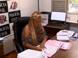 DDM de São Carlos atende, em média, 300 vítimas por mês (Foto: Reprodução/EPTV)