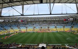 Estádio Maracanã final Flamengo e Vasco (Foto: Thales Soares)