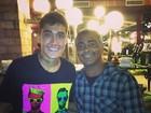 Romário faz homenagem ao filho após campeonato: 'Meu orgulho'