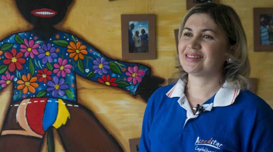 Lilian Prado, ONG Acreditar, projeto As Marias (Foto: Divulgação)