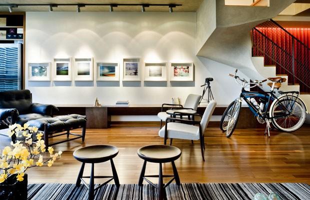 Lar contempor neo ousa nas cores casa vogue apartamentos for Apartamentos interiores contemporaneos