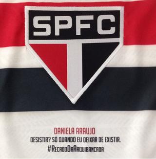 São Paulo Terá Frases De Torcedores Na Camisa Do Majestoso