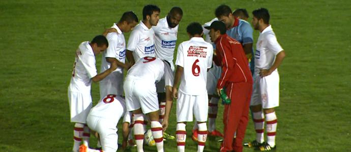 Edson Batatais Fantasma Série A2 Campeonato Paulista (Foto: Ronaldo Oliveira / EPTV)