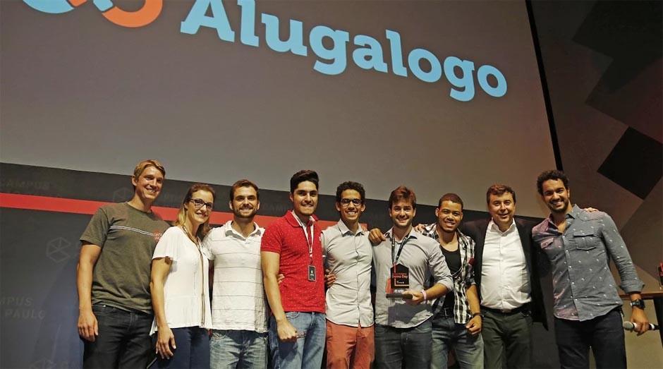 AlugaLogo ganhou o Demo Day do Google Campos (Foto: Divulgação)