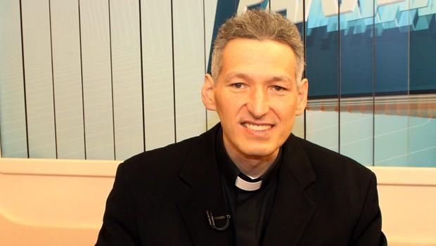 PAdre Marcelo Rossi (Foto: Divulgação/ RPC TV)