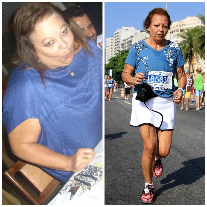 euatleta Monica Vieira Meia do Rio (Foto: Arquivo pessoal)