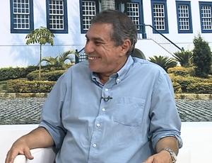 Ricardo Tufick, presidente do Resende (Foto: Reprodução/TV Rio Sul)