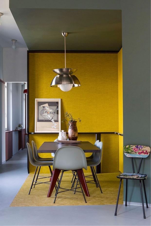 Salas de jantar coloridas: 10 ideias divertidas (Foto: divulga)