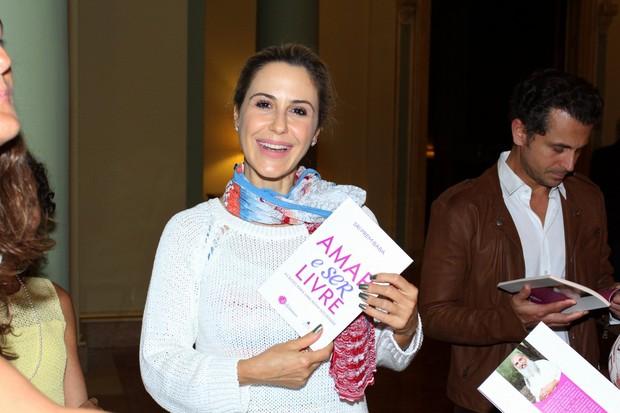 Guilhermina Guinle em evento na Zona Sul do Rio (Foto: Alex Palarea/ Ag. News)