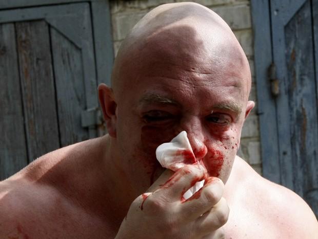 Svyatoslav Sheremet foi agredido neste domingo, em Kiev (Foto: Reuters)