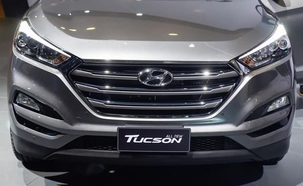 Hyundai Tucson (Foto: Flavio Moraes/G1)