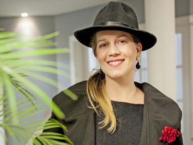 Luciana - Joggo de Panelas IV (Foto: Mais Você / TV Globo)