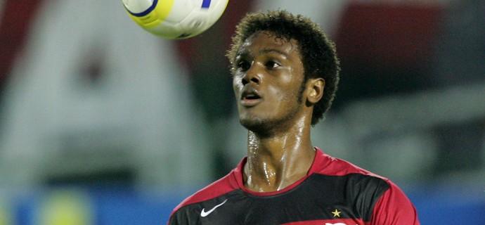 Bruno Mezenga Flamengo 2005 (Foto: Marcos D'Paula / Agência Estado)