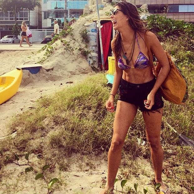 Stephannie, filha de Bebeto (Foto: Instagram / Reprodução)