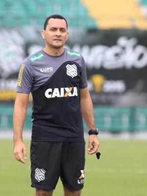Hudson Coutinho Figueirense (Foto: Luiz Henrique/Figueirense FC)