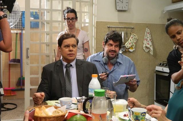 Bastidores de 'Prata da Casa' (Foto: Divulgação/TV Globo)