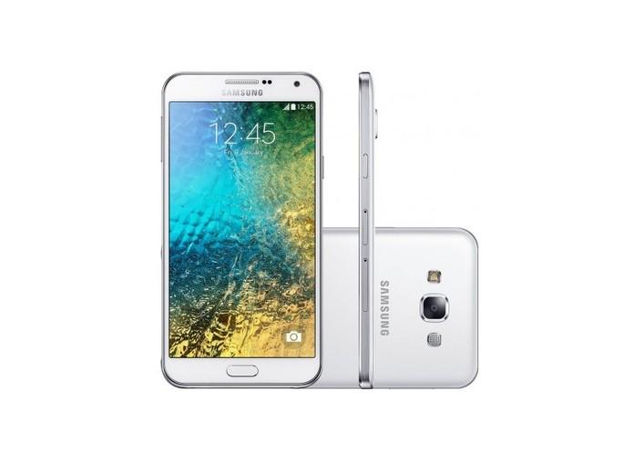 Galaxy E7 tem preço inicial de R$ 993 em lojas online do Brasil (Foto: Divulgação/Samsung)