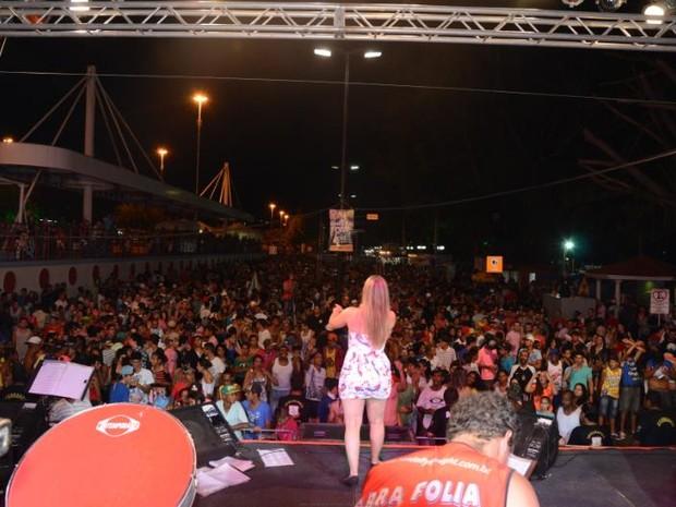 Shows de diversas bandas animarão as noites de carnaval na região (Foto: Divulgação)