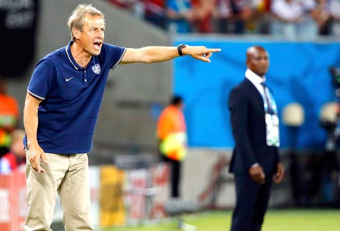 Juergen Klinsmann Técnico Estados Unidos (Foto: Agência Reuters)