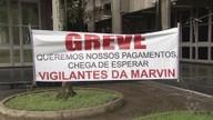 Funcionários da Marvin estão em greve há quatro dias