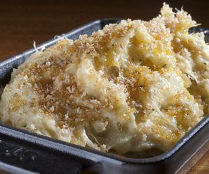 Brandade de bacalhau com cream cheese do chef Thomas Troisgros