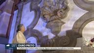 Chafariz dos Contos volta a jorrar água depois de 20 anos em Ouro Preto