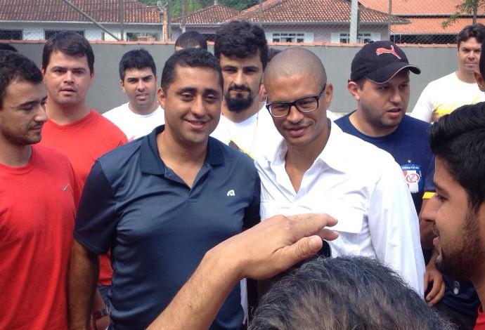 Alex Fernando Ferretti futsal (Foto: Divulgação)