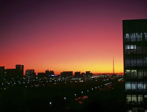 Imagem de Brasília. O projeto da reforma do Estado está parado desde 2007. (Foto: Getty Images)