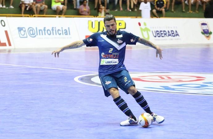 Jackson Orlândia Corinthians semifinal LNF 2015 uberaba (Foto: Márcio Damião/Divulgação)
