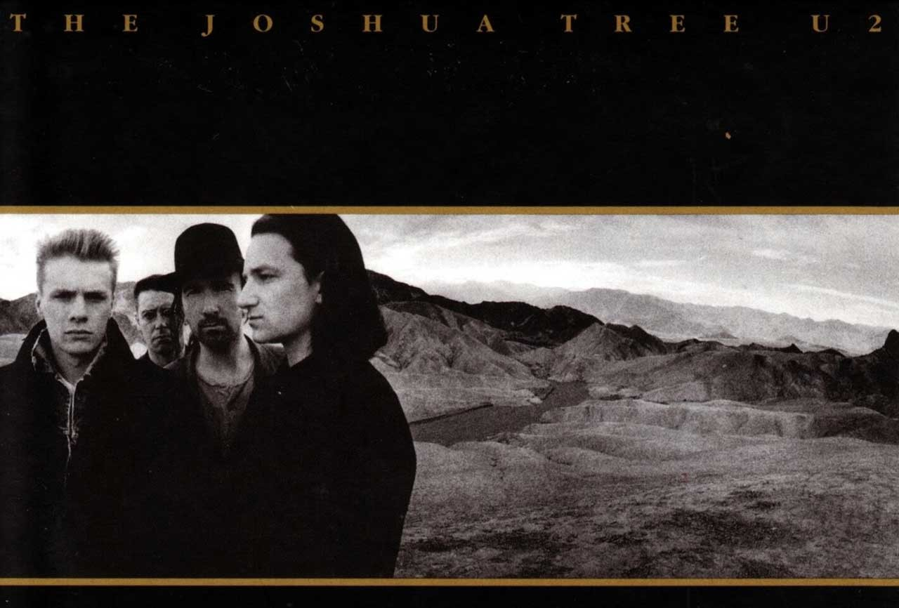 U2 the Joshua Tree (Foto: divulgao)