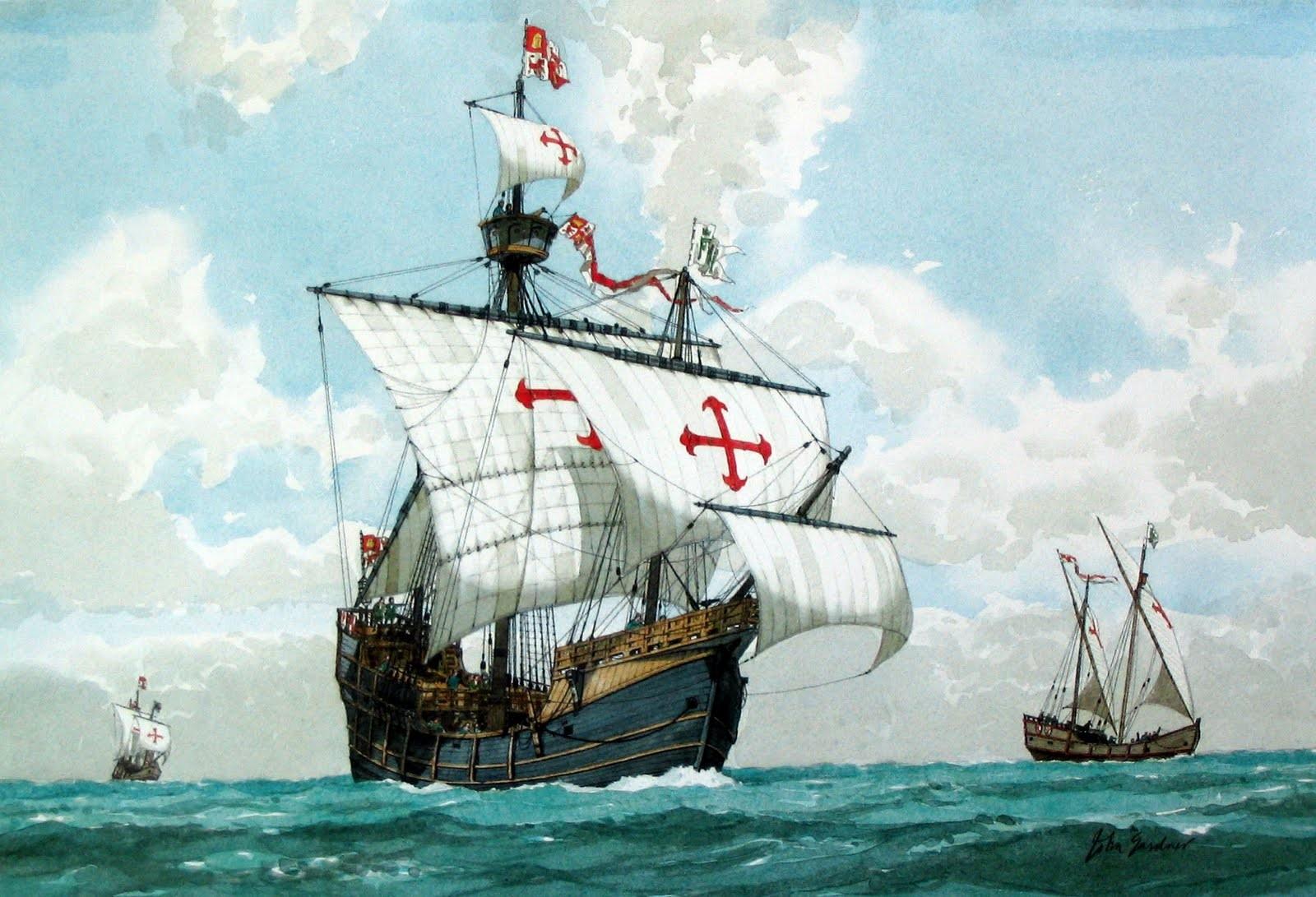 Santa Maria, a caravela de Cristóvão Colombo, pode ter sido encontrada