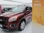 Chevrolet muda cartaz que apontava SUV compacto no Brasil