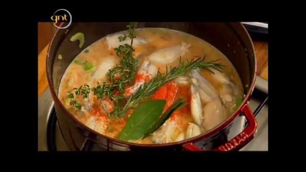 Claude escolheu a Sopa de Rã como a boa pedida para o inverno  (Foto: Divulgação )