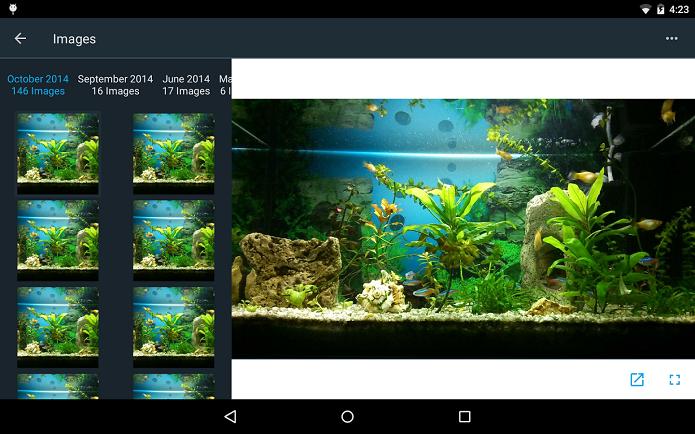 Filedrum é um app para acessar arquivos remotamente do PC (Foto: Divulgação)