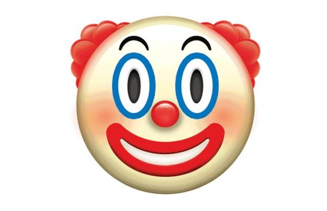 Emoji palhaço (Foto: Divulgação)