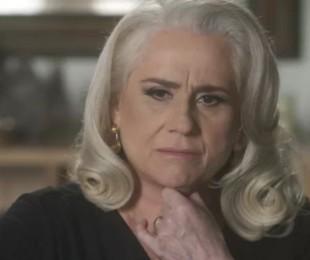 Vera Holtz, a Magnólia de 'A lei do amor'   TV Globo