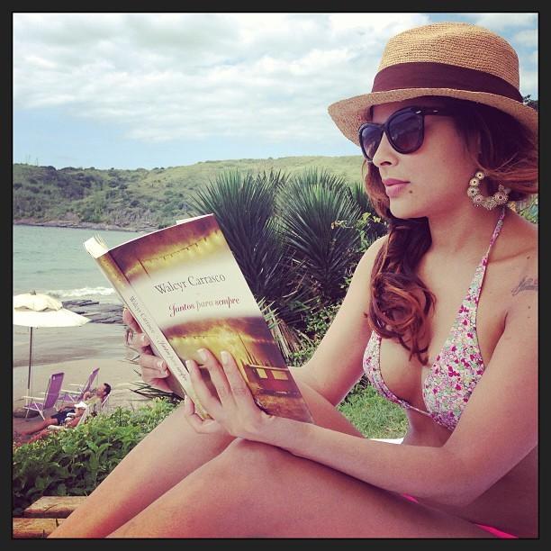 Gyselle Soares em Búzios (Foto: Reprodução_Instagram)