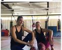 Conheça Mikaela Mayer, a mais nova parceira de treinos de Ronda Rousey