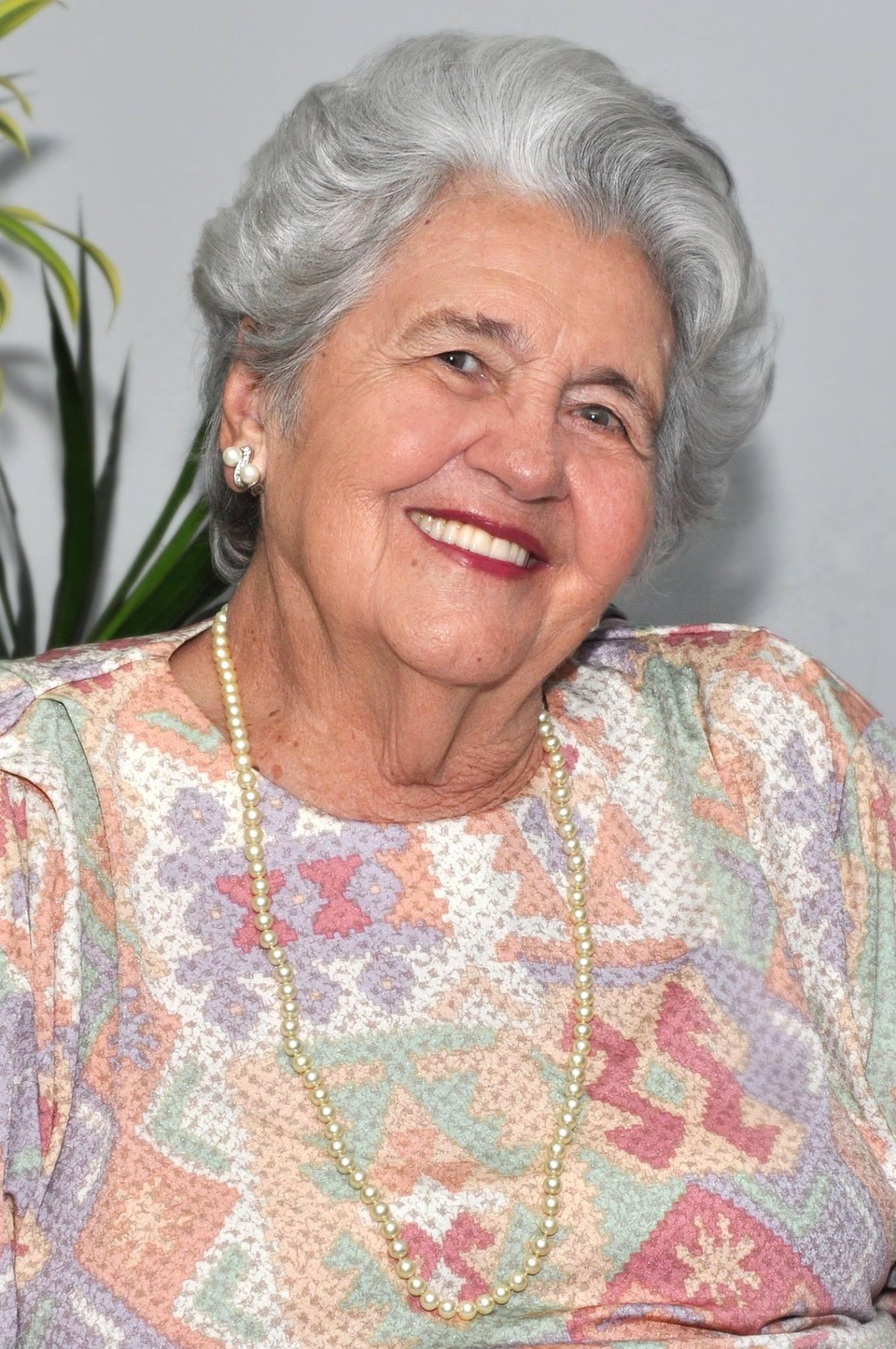 Odete Melo de Souza (Foto: Divulgação/ Chiapettas)