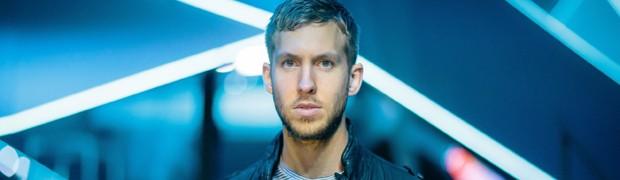 O produtor e DJ escocês Calvin Harris (Foto: Divulgação)