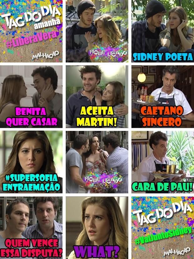 Capítulo 238 (Foto: Malhação / TV Globo)