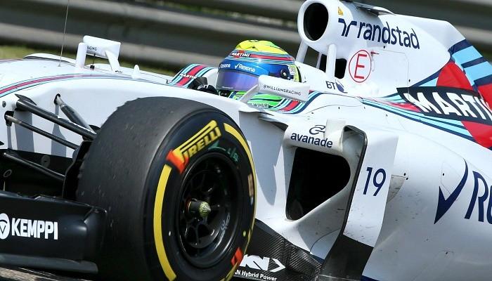 Felipe Massa GP da China