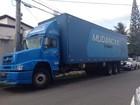 PF prende suspeito de liderar tráfico de drogas usando caminhões de SP