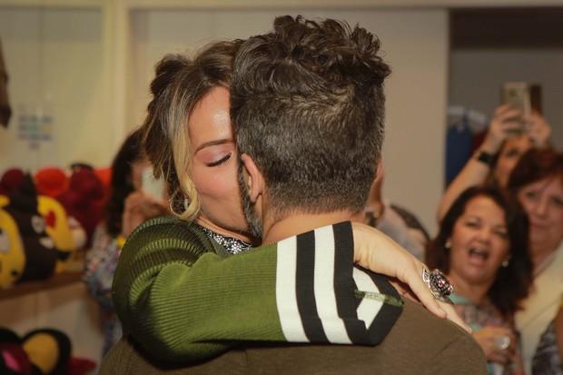 Giovanna Ewbank e Bruno Gagliasso (Foto: Raphael Castello/AgNews)