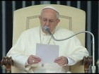 Papa Francisco deseja que Brasil siga caminho de harmonia e paz
