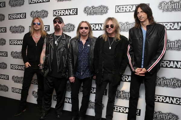 A banda Judas Priest (Foto: Getty Images)