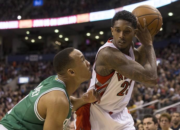 Lou Williams, basquete Toronto Raptors NBA (Foto: AP)