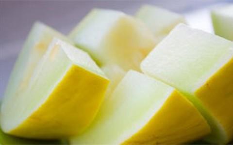 Pudim de melão