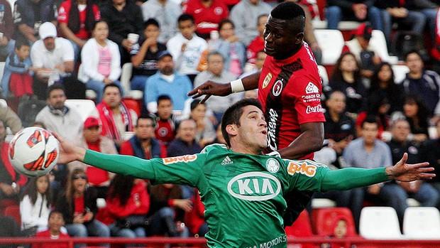 Marcelo Oliveira Palmeiras jogo Tijuana (Foto: EFE)
